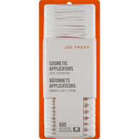 Cosmetic Applicators