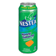 Beverage, Honey Ginseng Tea