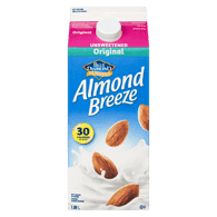 Almond Breeze, Unsweetened Original