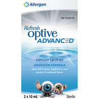 Refresh Optive Advanced Eye Drops