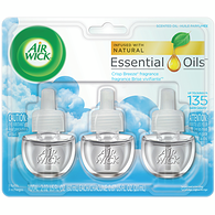 Scented Oil Refill, Crisp Breeze