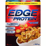 Edge With Protein, Maple Nut Cluster