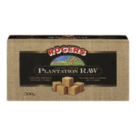 Plantation Raw Brown Sugar Cubes