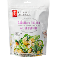 Sourdough Croutons, Garlic & Butter Flavour