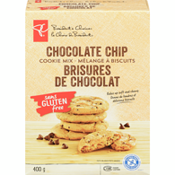 Gluten Free Cookie Mix, Chocolate Chip
