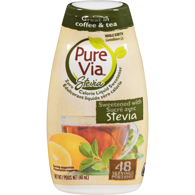 Pure Via Stevia Liquid