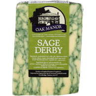 Sage Derby Cheese