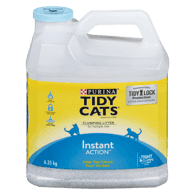 Tidy Cats Instant Action Clumping Cat Litter for Multiple Cats