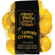 Lemons, Club Pack