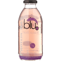 Blu-Dot Protein Tea, Blueberry Acai Green