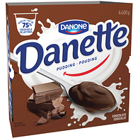 Danette, Chocolate