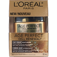 Age Perfect Cell Renewal, Day Cream