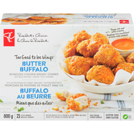 Too Good To Be Wings Boneless Chicken Breast Chunks, Butter Buffalo