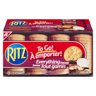 Ritz To Go Crackers, Buttery Flavour