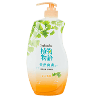 Lion Shokubutsu Green Floral Foam Body Wash