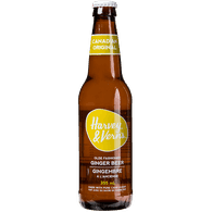 Organic Harvey & Vern's Olde Fashioned Ginger Beer