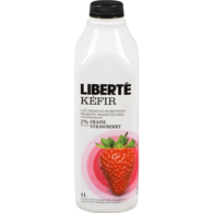 Kefir, Strawberry