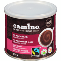 Organic Simply Dark Hot Chocolate