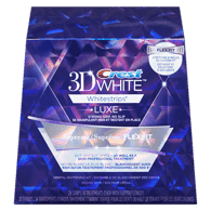 Creast 3D White Whitestrips, Supreme FlexFit