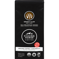 Organic Dark Roast Grizzly Claw