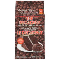 The Decadent Cake Mix, Chocolate