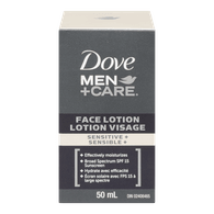 Men+Care Sensitive Face Lotion