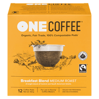 One Ground Breakfast Blend Coffee