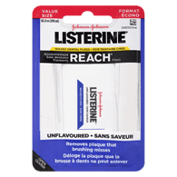 Listerine Floss,  Unflavoured