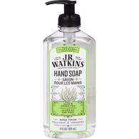 Liquid Hand Soap, Aloe & Green tea