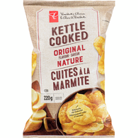 Kettle Cooked Potato Chips, Original