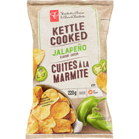 Kettle Cooked Potato Chips, Jalapeño