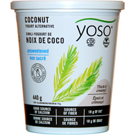 Cultured Coconut Yogurt, Unsweetened