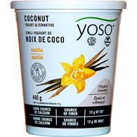 Cultured Coconut Yogurt, Vanilla