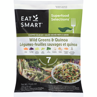 Eat Smart Wild Greens & Quinoa Salad Kit