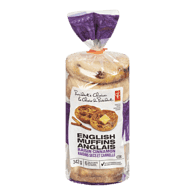 English Muffins, Cinnamon Raisin