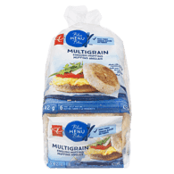 Blue Menu Multigrain English Muffins