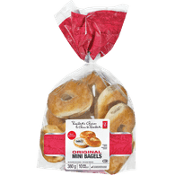 Mini bagels original MD