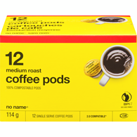 Coffee Pods, Medium Roast