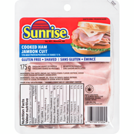 Sunrise Shaved Cooked Ham