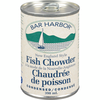 Bar Harbor Fish Chowder