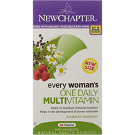 Organic Every Woman's One Daily 40+