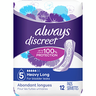 Discreet Pads, Maximum Long