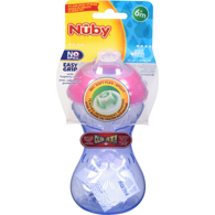 10oz Clik It Easy Grip Cup, 6+ Months