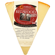 Bradbury's Smoked Redwood Cheddar