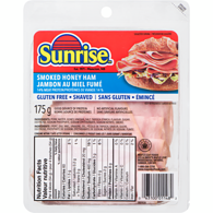 Sunrise Shaved Smoked Honey Ham