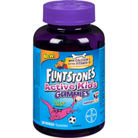 Active Kids Gummies