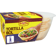 Bols de tortillas souples