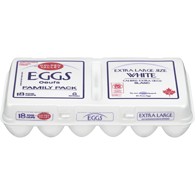 White Eggs, Extra Large