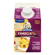 Omega Plus White Eggs, Large