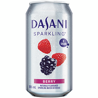Sparkling Water, Berry (Case)